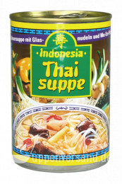 Thaisuppe 390ml (1 Dose)