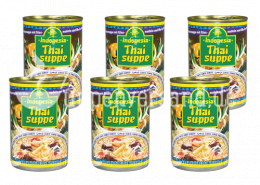 Indonesia Thaisuppe 390ml (6 Dosen)